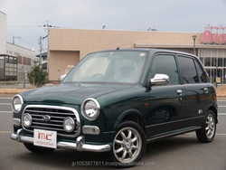 japanese and Reasonable used cars and auctions Mira Gino mini-light special 2003