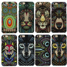 "3D Animal Aztec Design Shell Case for Apple iPhone 6 (4.7"") by LUXO Wholesale Los Angeles"