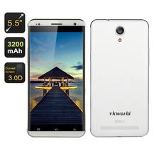VKWorld VK700 Pro Smartphone - 5.5 Inch HD Screen, Gorilla Glass - White