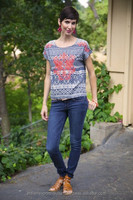 Wholesale Price Hot Quality 2015 Newest Loose Tops For Women