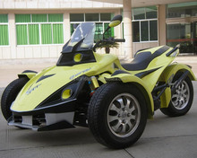 EPA&DOT APPROVED+ Free Shipping SPIDER MB-250 Trike Motorcycle