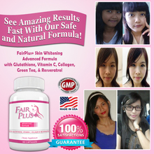 FairPlus - Skin Whitening Pills for Fair and Beautiful Skin - Made in USA