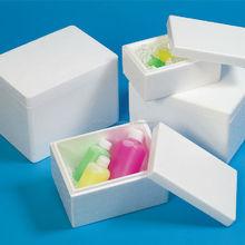 Reliable plastic distribution box for transportation use