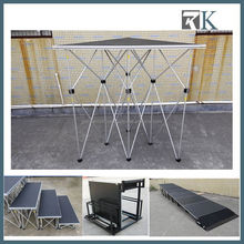 Outdoor Portable Stage Design For Band