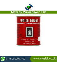 White Tower Tomato Paste - Seasonings & Condiments