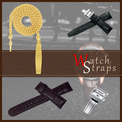Reliable silicone watch strap for watch repair , small lot order available