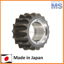 Easy to use and Reliable wholesale motorcycle chain sprocket for industrial use , small lot order available