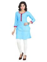 Online shopping for ladies fashionable pure viscose kurti/pakistani designer long kurtis 2015