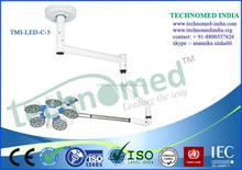 TMI-LED-C-5 LED hot sale brand led operating lamp Surgical Cold Light LED Operating Lamp