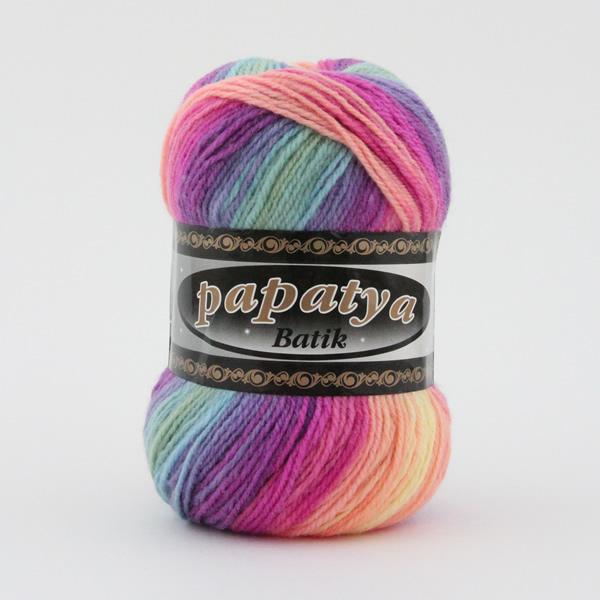 Multi Color Hand Knitting Yarn 55411 - Buy Hand Knitting Yarn,Fancy Yarn,Baby...