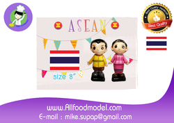 Resin dolls Thai