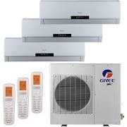 Low Selling Price Gree Hardware +Multi Zone 30,000 BTU 2.5 Ton Ductless Mini Split Air Condition
