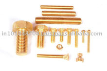 ALL TYPED BRASS SCREW for Global Market
