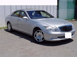 Mercedes Benz S550 221071 2008 Used Car