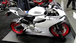 2014 Ducti Superbike 899 Panigle