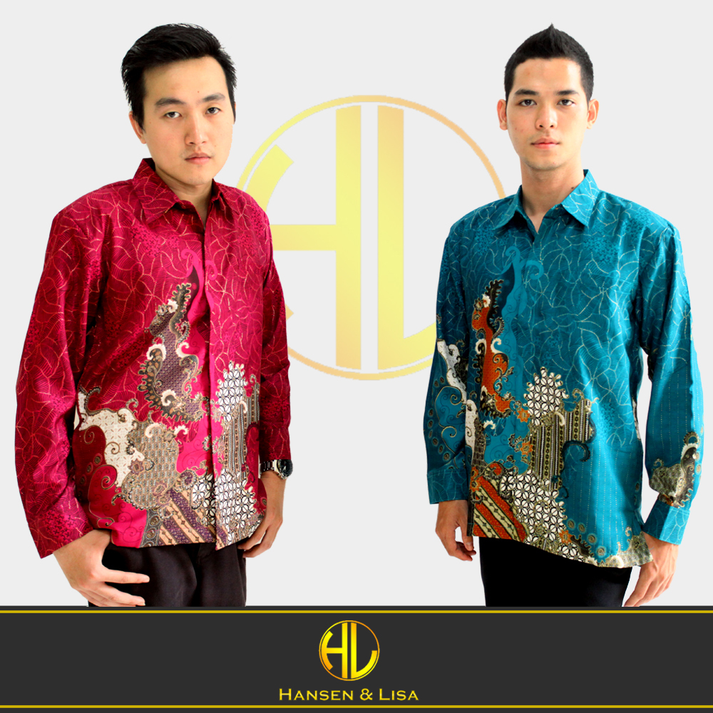Batik Shirt Modern Indonesian Batik Buy Indonesian