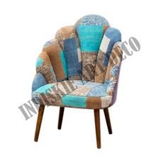 de algodón sofás sala estar puf otomanas de muebles hechos a mano comedor sala de estar