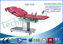 TMI-1208 Gynecology delivery bed / medical supplies Mechanical Electric Gynecology Obstric Bed / female examination table