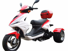 Cheap Sales+ Free Shipping 50cc Differential Gear Equipped Trike Gas Motor Scooters