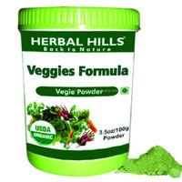 ayurvedic products / Super Vegiehills Green vegie formula powder 100 gms