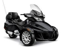 CAN-AM SPYDER RT MOTORCYCLE