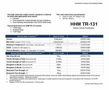 HDPE TR131 (Film Grade)