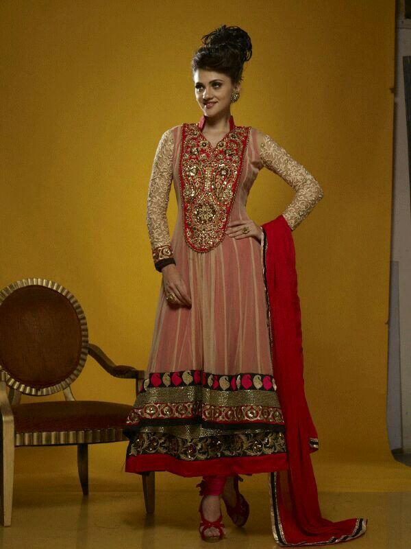 New Catalogue Design Anarkali Dress Designer Wedding