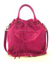 Genuine Leather Bags real leather Handbag Made in Italy italian bag handbags shoulder bag 214