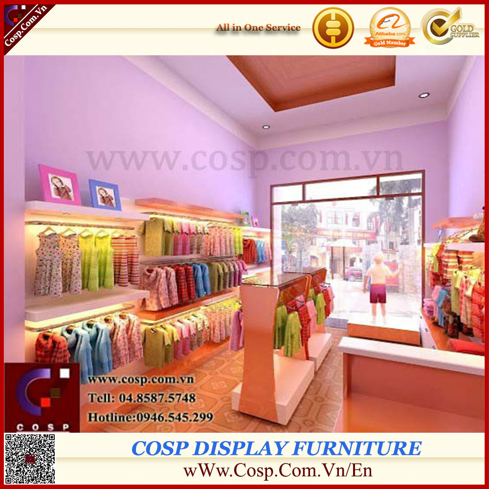 Clothes Shop For Kids