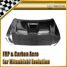 For Mitsubishi Evolution 10 Varis Version 1 Style Hood