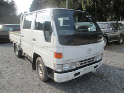 USED CAR PRICES JAPAN FOR TOYOTA TOYOACE W CABIN KC-LY111 3L MT DIESEL 1999