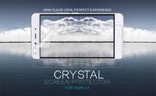 Nillkin Super Clear Anti Fingerprint Screen Protector Film For OnePlus X/one plus X/ONE E1001 (5.0inch) HD Protective Film