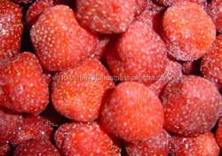 frozen fruit frozen strawberry