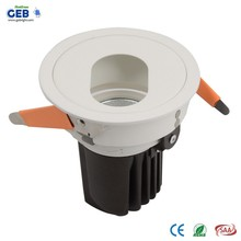 8W, 880lm, COB LED Downlight Retrofit Kit with Good Die-casting Heat-sink Dimmable or Non-dimmable LED Downlight