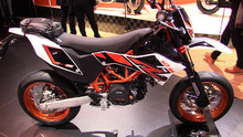 FREE SHIPPING FOR USED 2015 KTM 690 SMC R ABS