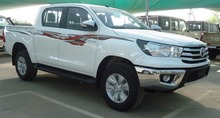 2016 Toyota Hilux Petrol Manual 2.7L 4WD Premium Double Cab NEW SHAPE