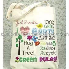 reuseable,rewashable soft good quality cheap fabric shopping bag