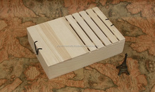 Wooden box, Pine box, Solid wooden box, underwear box, Packaging box,storage box, Rice case
