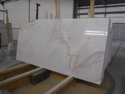 Rosa Aurora Luxury Marble, White Marble with soft Pink Veins