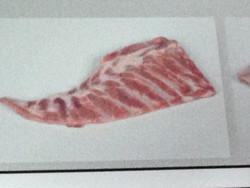 pork belly spare ribs