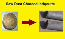 Sawdust Charcoal Briquette of Other Accessories type with wood Material used for fuel