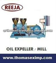 prensa de tornillo expulsor del aceite