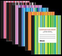 BAZIC W/R 100 Ct. Fashion Design Composition Book