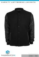 Custom Made Varsity Letterman College Jackets Model No. VB01