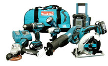 Discount and free shipping for Makita 18V Cordless LXT 2-Piece Combo Kit - LXT211