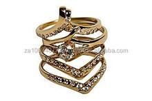 Lady 9k Gold Wedding Ring