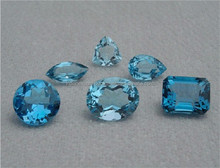 Natural Aquamarine Loose Gemstones,Aquamarine Cut Stone, Faceted Semi PreciousWholesale Color Gemstones