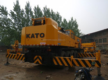 used cranes 120ton used kato 120t crane used japan 120ton crane in china