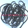 Black-Colored Flexibility Rubber bands/Best Selling rubber band made in Viet Nam