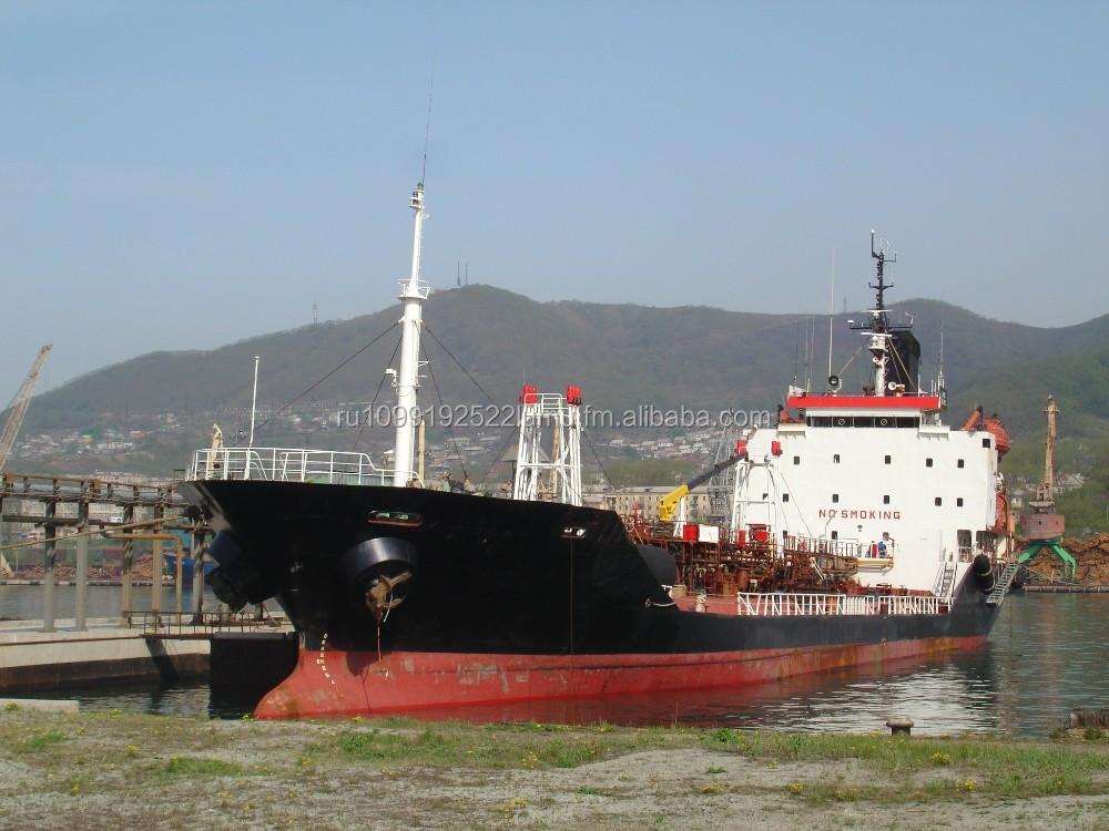 Oil Tanker Charter